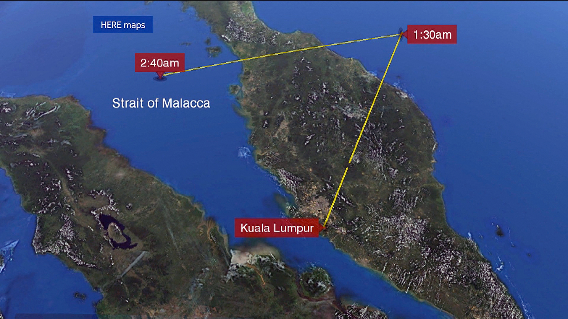 10 Chinese Satellites Join the Hunt for Missing Malaysian Plane